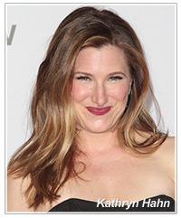 Kathryn Hahn hairstyles